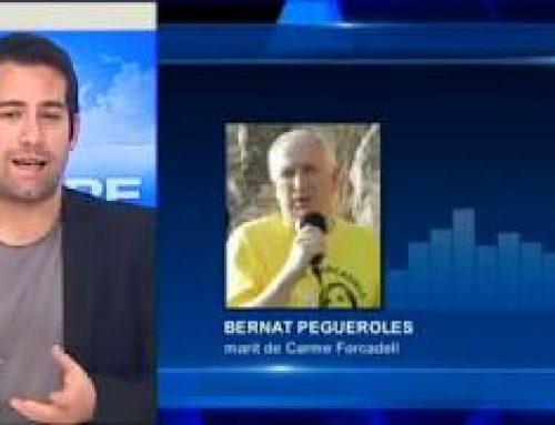 Entrevista a Bernat Pegueroles, marit de Carme Forcadell