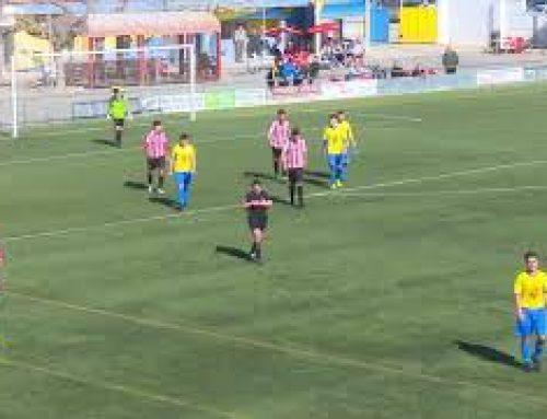 Derrota de l'Aldeana,  a casa amb el Flix (0-1)
