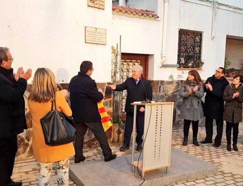 Inaugurada la remodelació de la plaça de l'Estrella a Móra d'Ebre