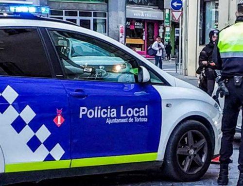 Forta reducció de les infraccions penals a la ciutat de Tortosa