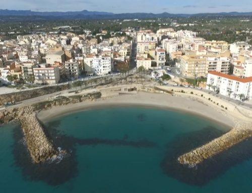 Ports de la Generalitat dóna continuïtat al passeig marítim de l'Ametlla de Mar