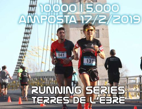 Comença la nova edició de la Running Sèries a Amposta