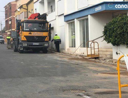 Sorea executarà obres de millora en la canalització del aigua potable a Móra d'Ebre
