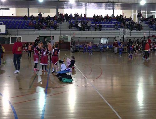 La Ràpita aplega 150 jugadors a la cinquena trobada d'Escola de Bàsquet de Tarragona