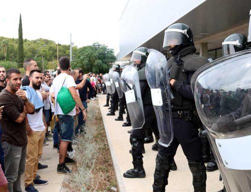 El Jutjat de Tortosa investiga una veïna de Palafrugell per un escrit sobre un Guàrdia Civil que va actuar l'1-O a Roquetes i la Ràpita