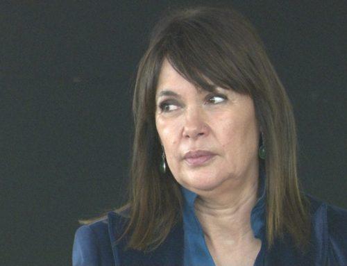 Mabel Lozano, a Tortosa per presentar el seu documental 'El proxeneta'
