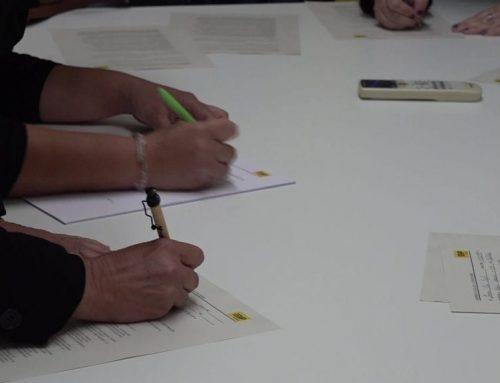 CUP Deltebre signa Codi ètic i la renúncia anticipada d'actes de regidores