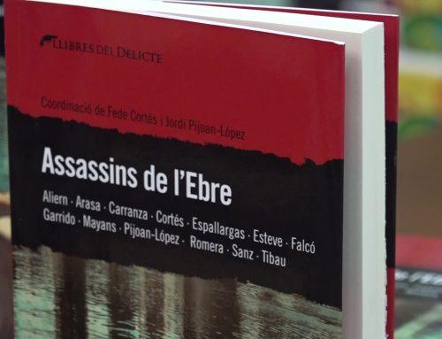 Assassins de l'Ebre, un recull de contes de tretze escriptors i escriptores del territori
