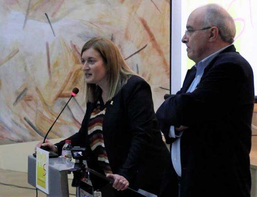 El conseller Bargalló dóna suport a la candidatura de Montse Perelló a l'alcaldia de Tivissa