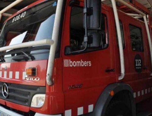 Un home mor en un incendi a la urbanització la Cala Puntal de Vinaròs