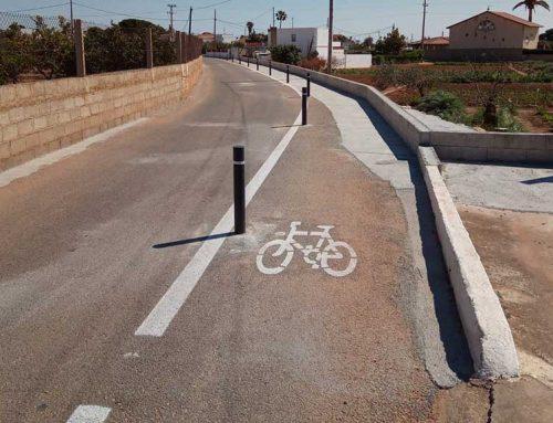 Un espectacular carril bici connectarà les Cases amb Alcanar