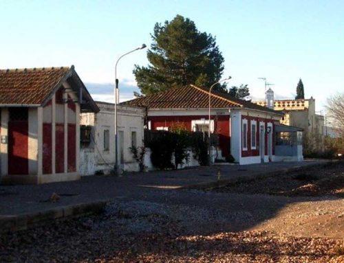 Adif cedeix l'edifici de l'estació de tren a l'ajuntament de Santa Bàrbara
