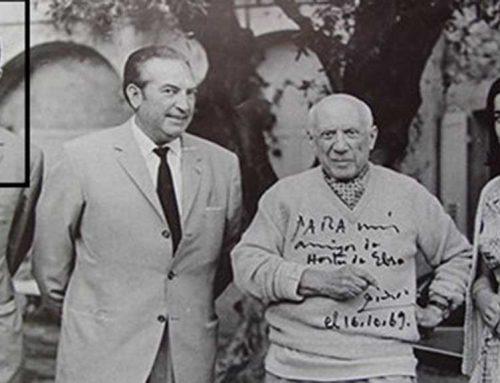 Consternació a Horta de Sant Joan per la mort del primer president del Centre Picasso