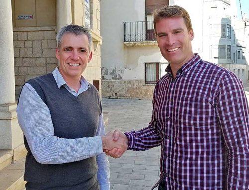 Adam Tomàs incorpora al coordinador territorial de joventut a la seva llista