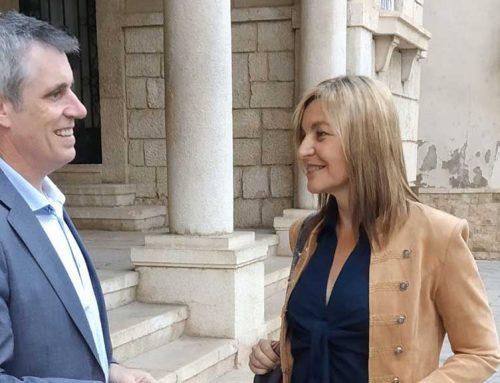 La directora de l'Hospital Verge de la Cinta se suma a la candidatura d'Adam Tomàs