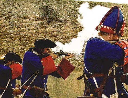 Novetats a la recreació del Setge de Tortosa de l'any 1708