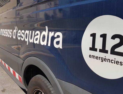 Els Mossos d'Esquadra detenen tres homes a Gandesa per un robatori amb força en una empresa
