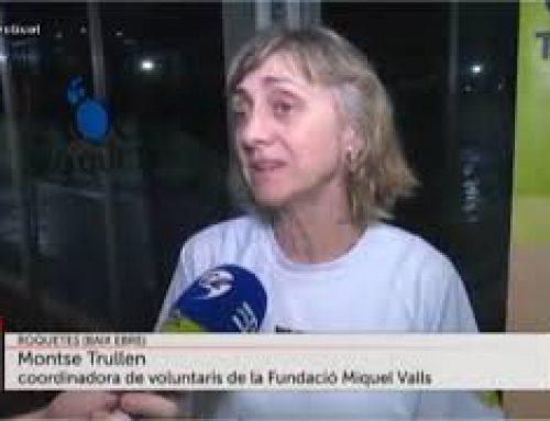 Cristina Vallespí i David Díaz creuaran l'estret de Gibraltar per l'ELA