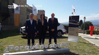 Presentació nou SEAT Tarraco al Parador de Tortosa