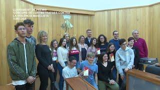 Entrega de premis 6è curtmetratge contra la violència masclista a Tortosa