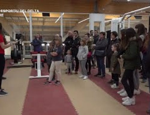 Jornada de portes obertes Centre Esportiu del Delta a Deltebre