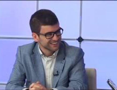 Entrevista a Jordi Mulet, president d'Amics dels Castells