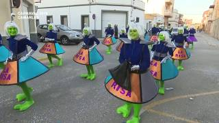 Carnaval 2019 a Camarles