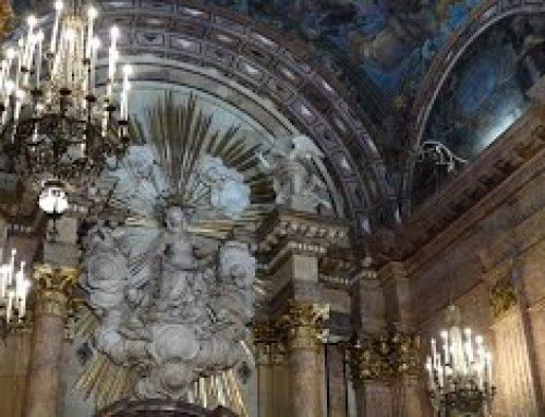 Missa Dominica de la Reial Arxiconfraria de la Cinta. Diumenge 3 de març