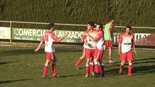 L'Ebre Escola és equip de play-Off en guanyar a Ginestar (1-3)