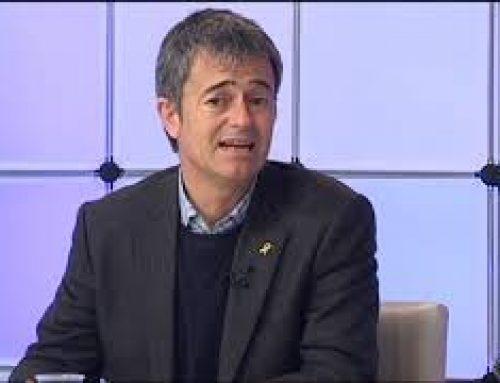 Entrevista a Jordi Gaseni, alcalde de l'Ametlla de Mar