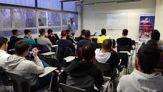 1a Càpsula Primavera: Creació de tasques i sessions en futbol. EUSES- Campus Terres de l'Ebre