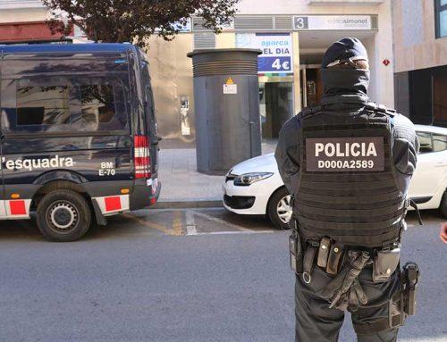 [ACTUALITZACIÓ] Sis detinguts en el dispositiu dels Mossos contra els furts a l'autopista