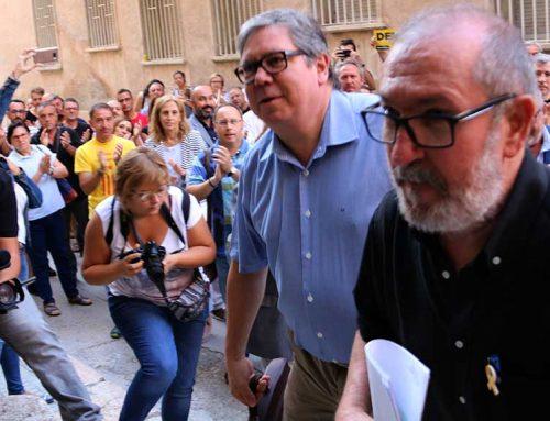 ERC acompanyarà dilluns a Paco Gas en una marxa cap als jutjats de Tortosa
