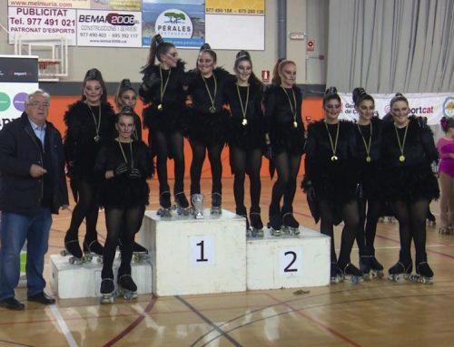 El Perelló acull la primera jornada comarcal de patinatge dels Jocs Esportius Escolars