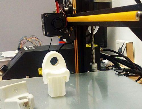 L'Onada Serveis incorpora la tecnologia d' impressió 3D per optimitzar les tasques de manteniment als seus centres