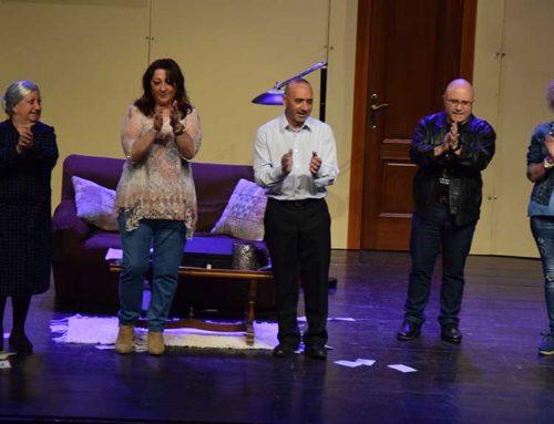 Finalitza la 14a Mostra de Teatre Amateur de Móra d'Ebre amb l'estrena de 'Fuita'
