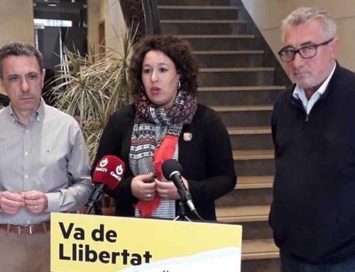 Esquerra Republicana anirà a Brussel·les si l'estat espanyol continua incomplint el Pla de Restitució