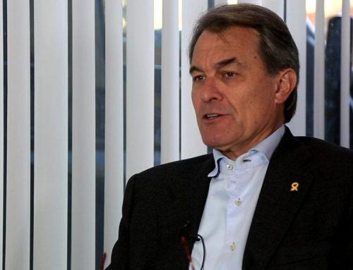 """Artur Mas: """"A Madrid s'ha d'anar a que no es governi contra Catalunya"""""""