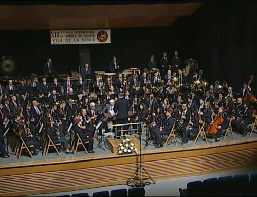 XIII Certamen Internacional de Bandes de Música Vila de la Sénia