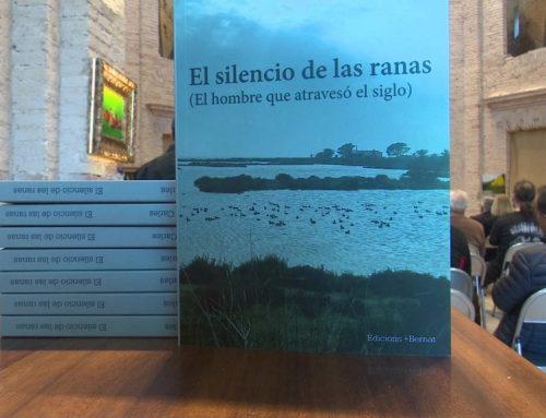 """""""El silencio de las ranas"""" el nou llibre de l'escriptor rapitenc Llàtzer Carles"""