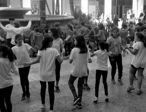 """Una ballada de Jotes amb 250 alumnes clourà divendres el projecte """"Danses Vives d'Arrel"""""""