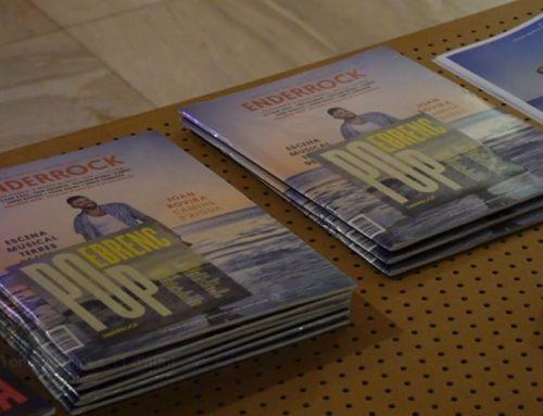 La revista musical Enderrock, un altaveu mediàtic de la música ebrenca