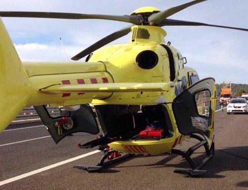 Nou accident a la C-12, ara a Tivissa