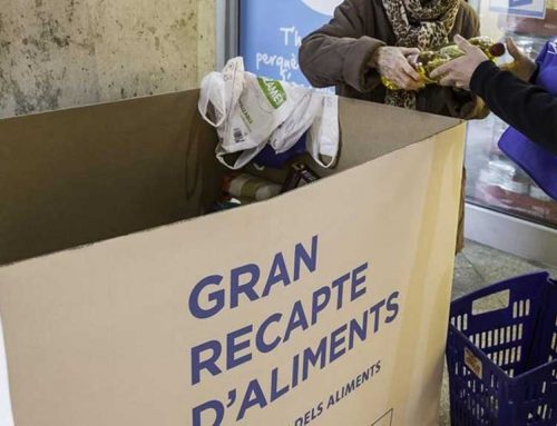 700 voluntaris recolliran durant el cap de setmana, les donacions de menjar per al Banc dels Aliments a Tortosa