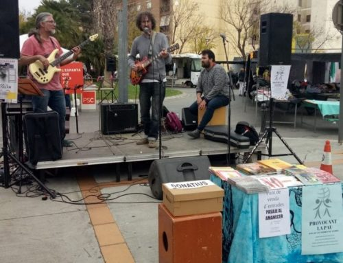 Provocant la Pau organitza un concert solidari a la Ràpita per recaptar fons per al projecte Humanitat