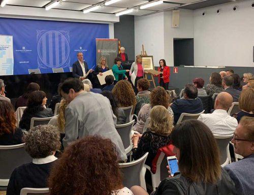 Homenatjats els treballadors de l'ICS a les Terres de l'Ebre, que compleixen 25 anys treballant