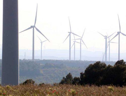 Alerta a la Terra Alta per un nou parc eòlic a Horta de Sant Joan