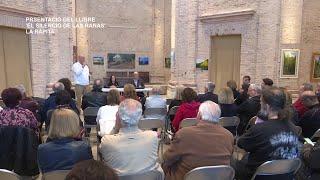 Presentació del llibre de Llàtzer Carles a La Ràpita
