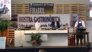 Showcooking Fira Abril 2019 : Jose Emilio Bertomeu i Mingo Morilla