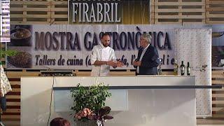 Showcooking Firabril 2019: Héctor Roda (Rodamar)